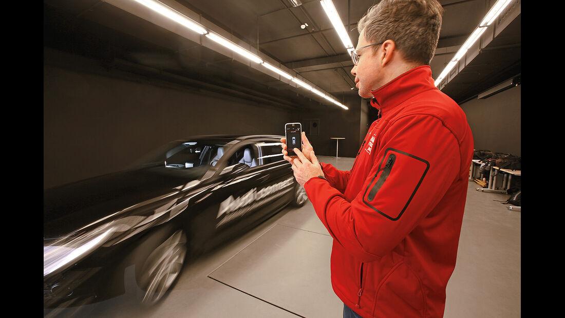 Audi Parklenkassistent im A6