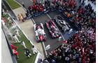 Audi, Porsche & Toyota - WEC Silverstone 2016