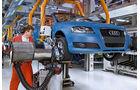 Audi Produktion Györ Ungarn