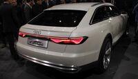 Audi Prologue Avant Sitzprobe, Auto China 2015, Shanghai
