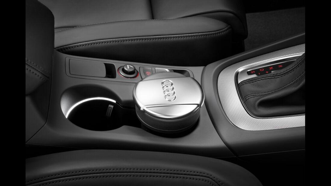 Audi Q, Detail