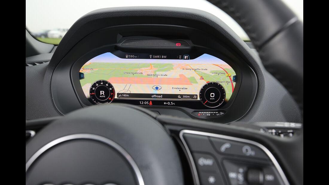 Audi Q2 1.0 TFSI Sport, Interieur