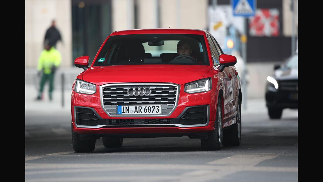 Audi Q2 1.4 TFSI, Exterieur