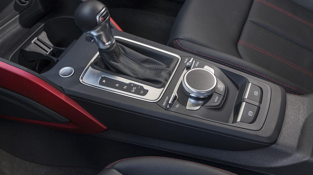 Audi Q2 1.4 TSI (GA), Interieur
