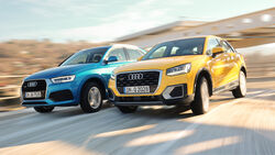 Audi Q2 2.0 TDI Quattro DSG, Audi Q3 2.0 TDI Quattro DSG Sport