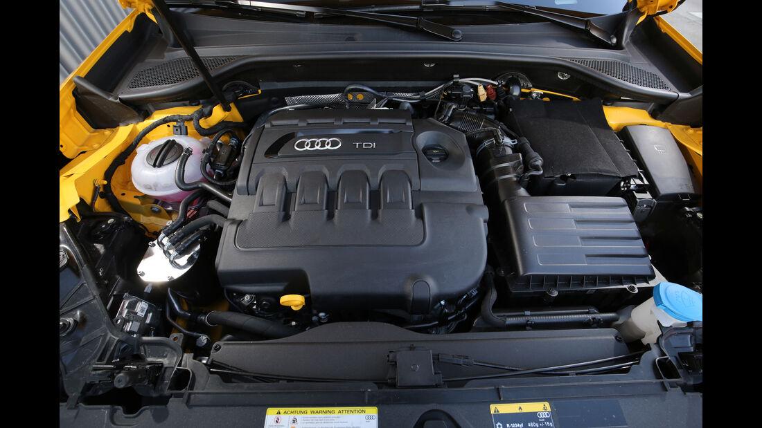Audi Q2 2.0 TDI Quattro DSG, Motor