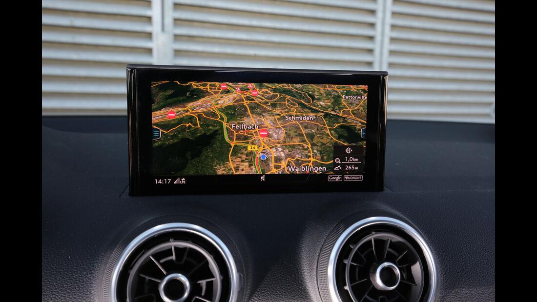Audi Q2 2.0 TDI Quattro DSG, Navi