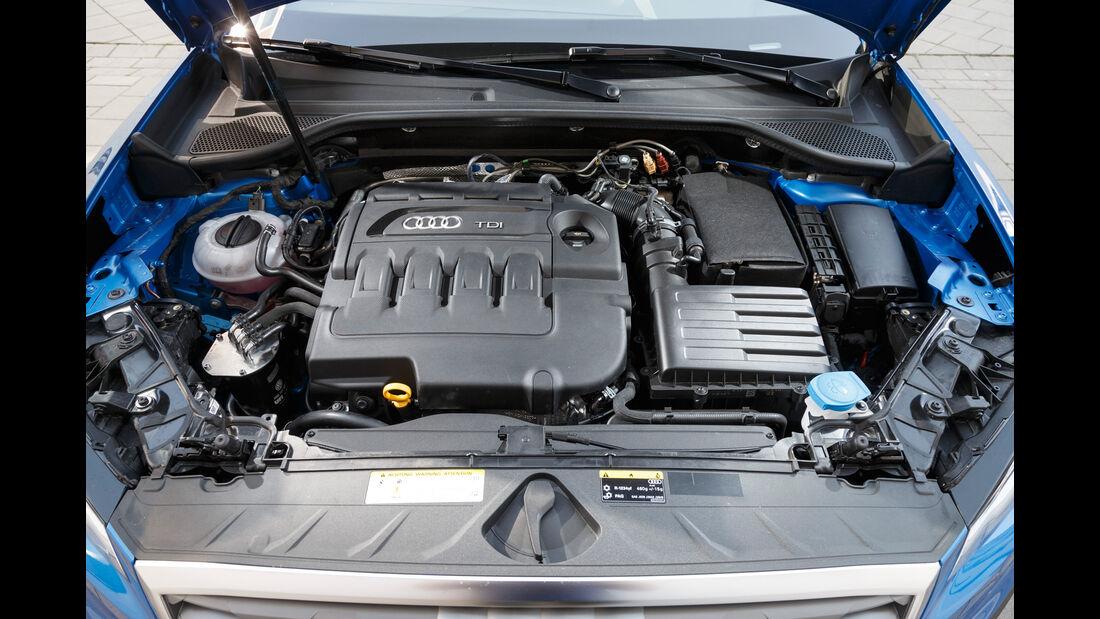 Audi Q2 2.0 TDI Quattro, Motor