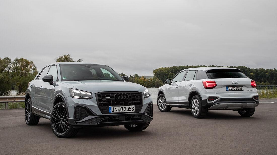 Audi Q2 (2020)