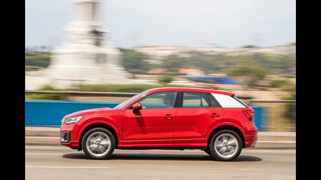 Audi Q2 Fahrbericht Kuba