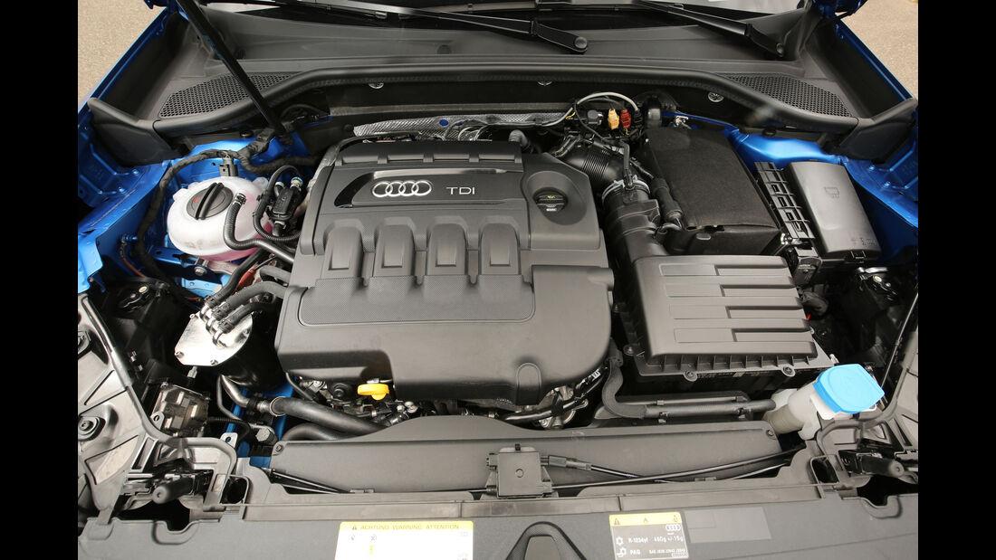 Audi Q2, Motor