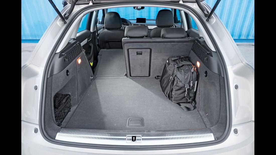 Audi Q3 1.4 TFSI, Kofferraum