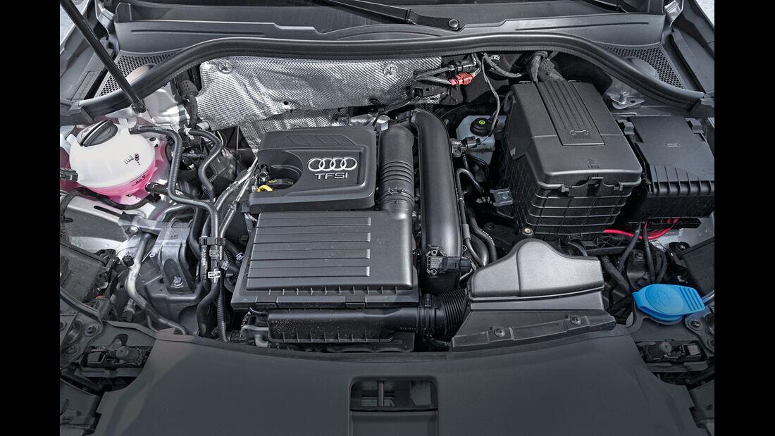 Audi Q3 1.4 TFSI, Motor