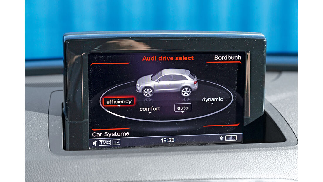 Audi Q3 1.4 TFSI, Navi, Infotainment
