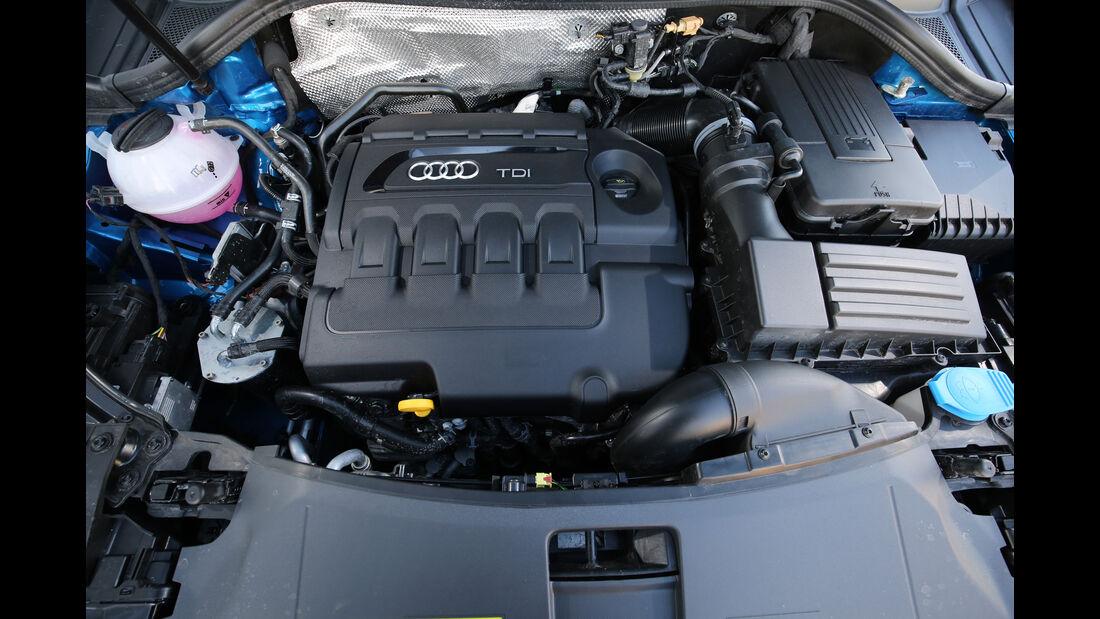 Audi Q3 2.0 TDI Quattro DSG Sport, Motor
