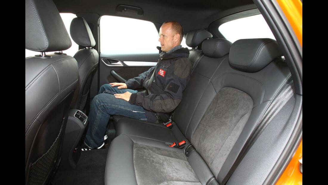 Audi Q3 2.0 TDI Quattro, Fond