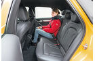 Audi Q3 2.0 TDI Quattro, Fondsitze