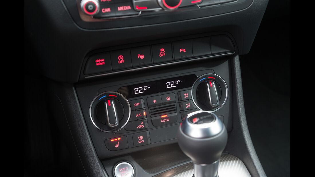 Audi Q3 2.0 TDI Quattro, Mittelkonsole