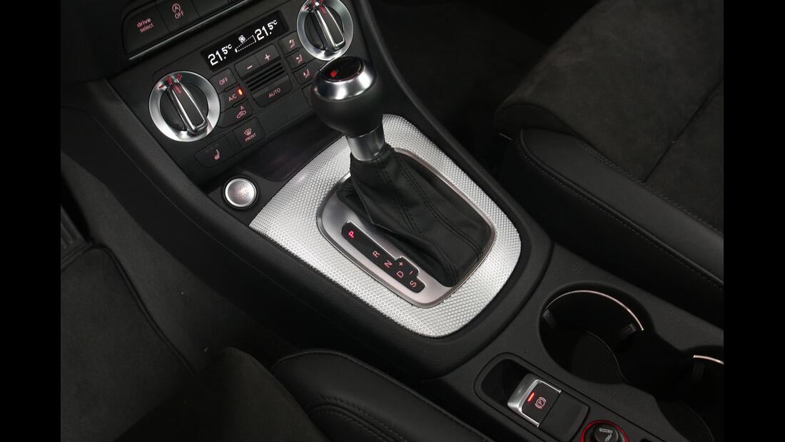Audi Q3 2.0 TDI Quattro, Schalthebel