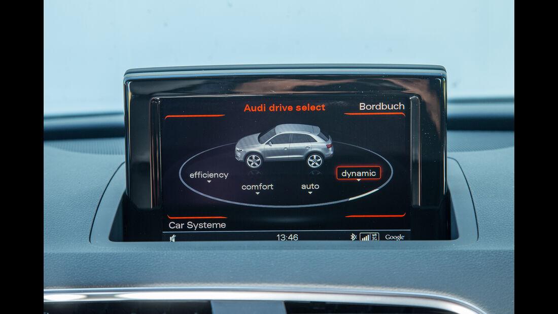 Audi Q3 2.0 TFSI Quattro, Display, Infotainment