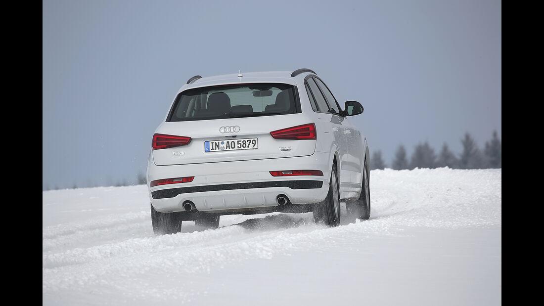 Audi Q3 2.0 TFSI Quattro, Exterieur