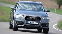 Audi Q3 2.0 TFSI Quattro, Frontansicht