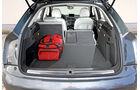 Audi Q3 2.0 TFSI Quattro, Kofferraum, Ladefläche