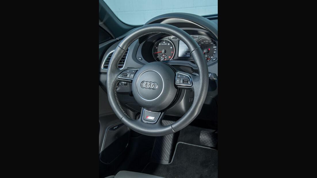 Audi Q3 2.0 TFSI Quattro, Lenkrad