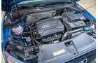 Audi Q3 2.0 TFSI Quattro, Motor