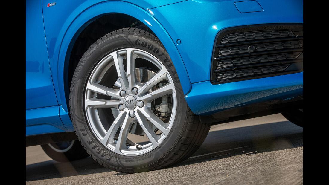 Audi Q3 2.0 TFSI Quattro, Rad, Felge