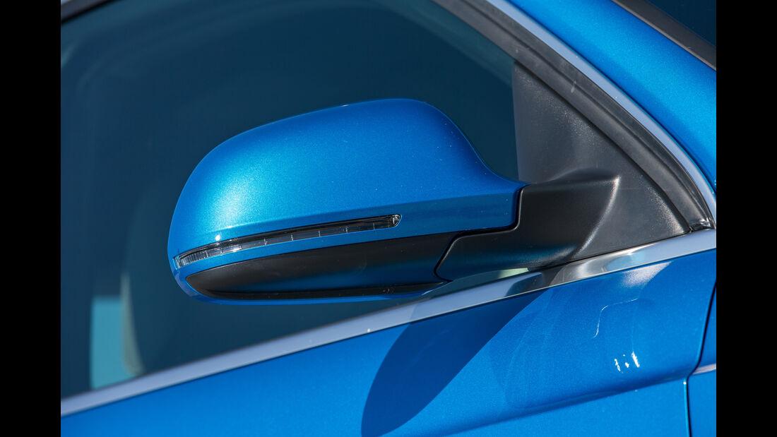 Audi Q3 2.0 TFSI Quattro, Seitenspiegel