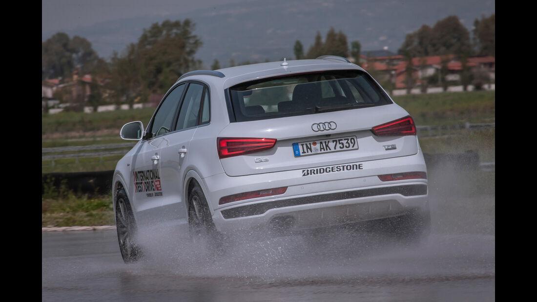 Audi Q3 2.0 TFSI Quattro Sport, Heckansicht