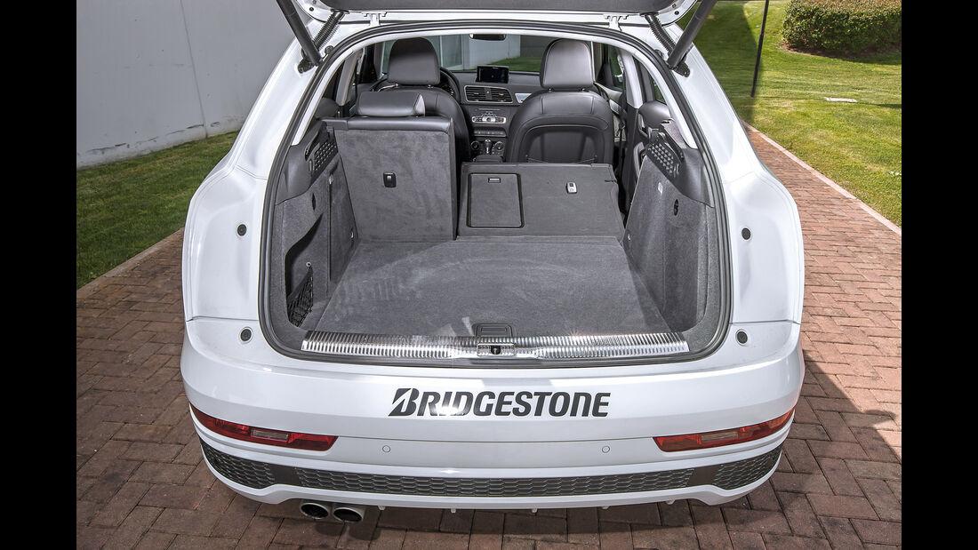 Audi Q3 2.0 TFSI Quattro Sport, Kofferraum