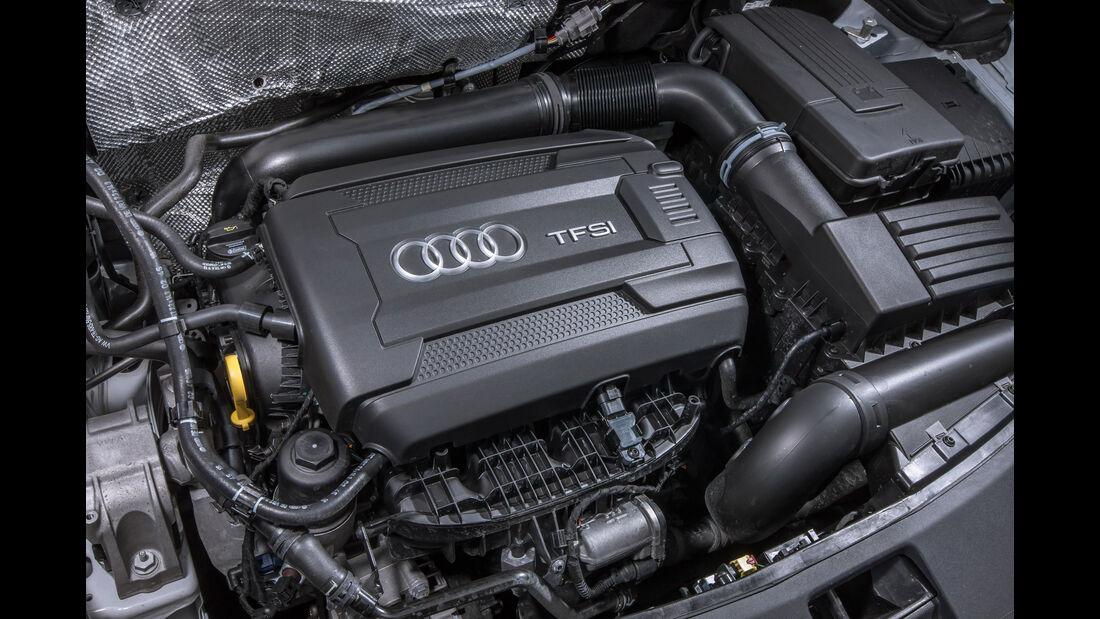 Audi Q3 2.0 TFSI Quattro Sport, Motor