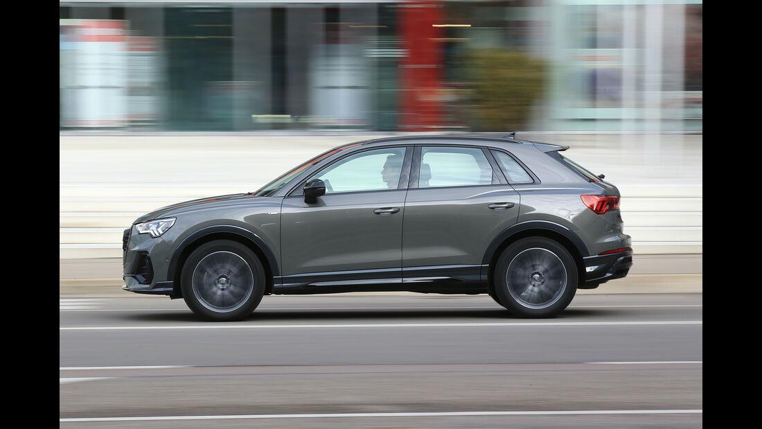 Audi Q3 35 TDI Quattro S line, Exterieur