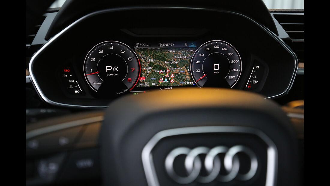 Audi Q3 35 TFSI Advanced, Interieur