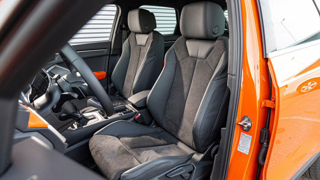 Audi Q3 45 TFSI Quattro, Exterieur