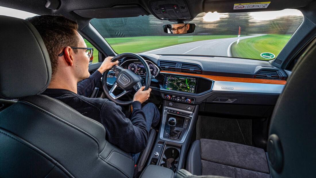Audi Q3 45 TFSI Quattro, Interieur