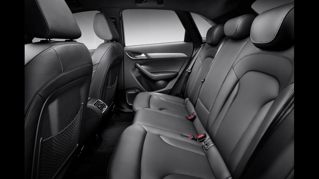 Audi Q3 Fond