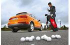 Audi Q3, Golf