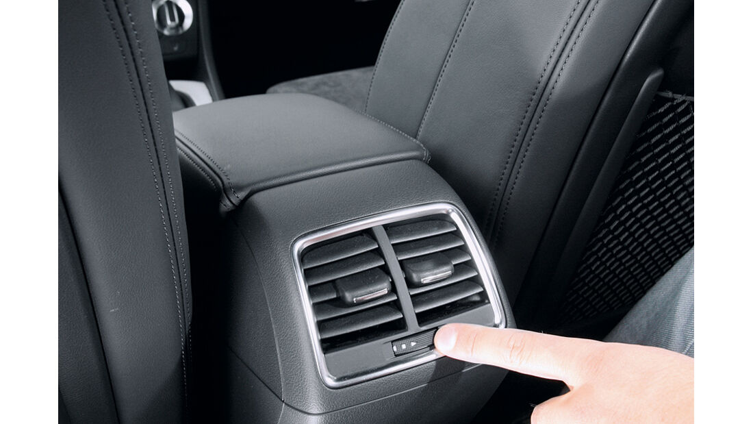 Audi Q3 Klima