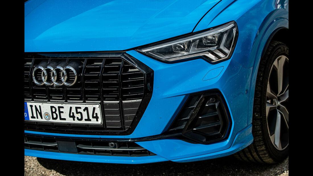 Audi Q3 S Line 45 TFSI Quattro, Exterieur