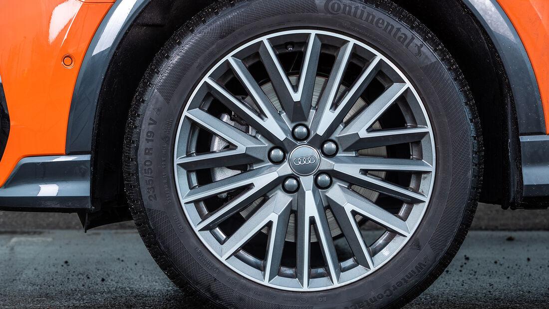 Audi Q3 SB 40 TDI Quattro, Exterieur