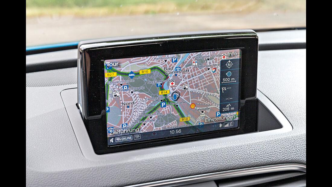 Audi Q3 SUV Vergleich AMS1417