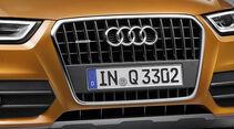 Audi Q3, Singleframe-Grill, Kühlergrill