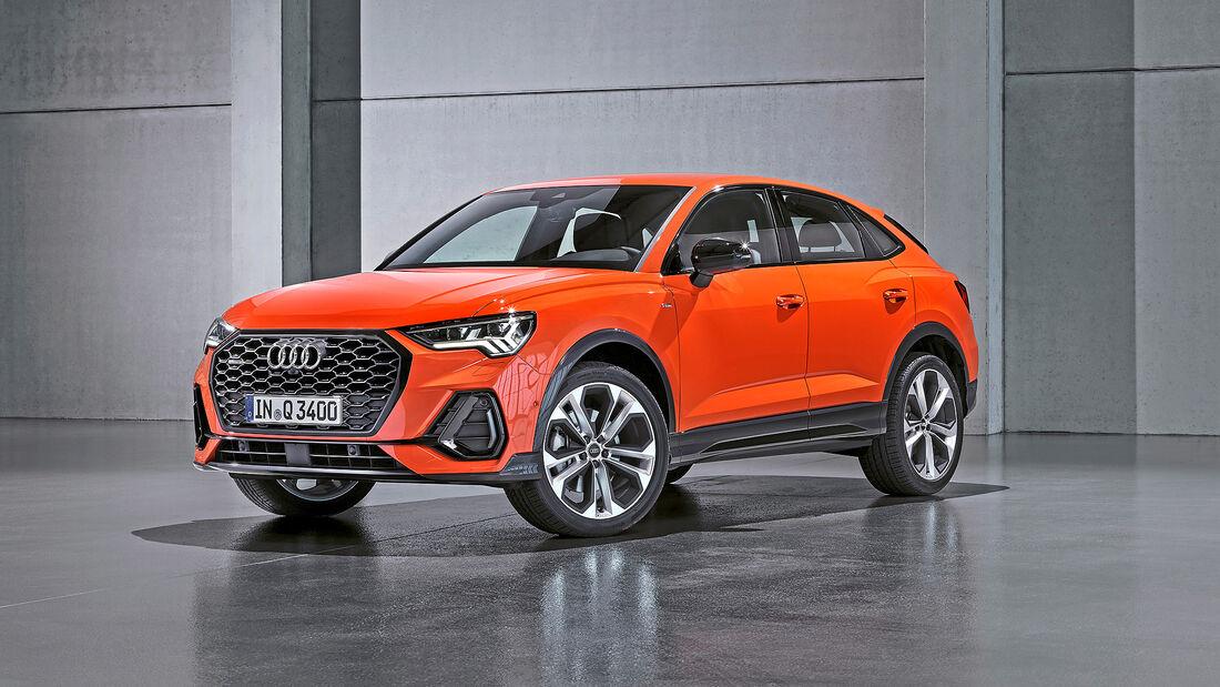 Audi Q3 Sportback, Autonis 2020