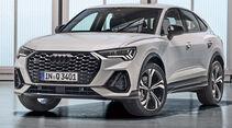 Audi Q3 Sportback, Best Cars 2020, Kategorie I Kompakte SUV/Geländewagen