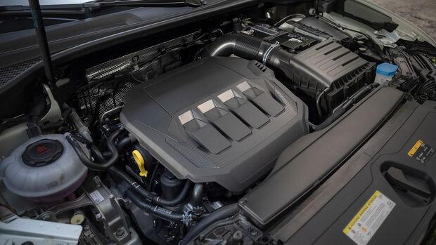 Audi Q3 Sportback, Motor