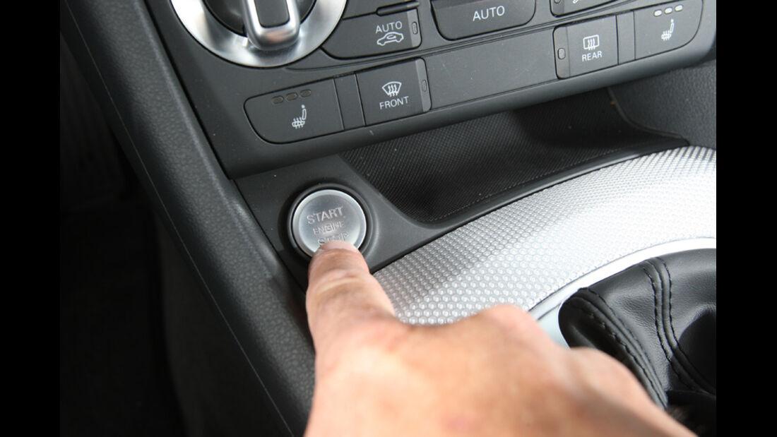 Audi Q3, Start-Stopp-Automatik