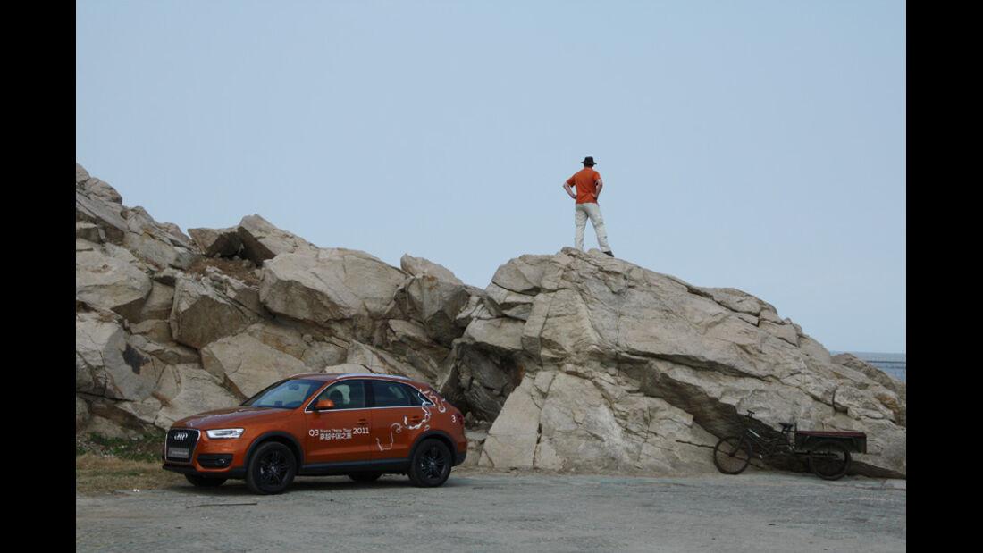 Audi Q3 Trans China Tour 2011 Tag 3
